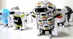 Shin Tanaka : gourou du Paper Toy moderne
