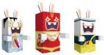 Paper Toys Lapins Crétins