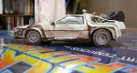 Delorean DMC-12 Papercraft (x 3)