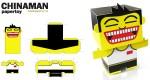 Paper Toy Chinaman