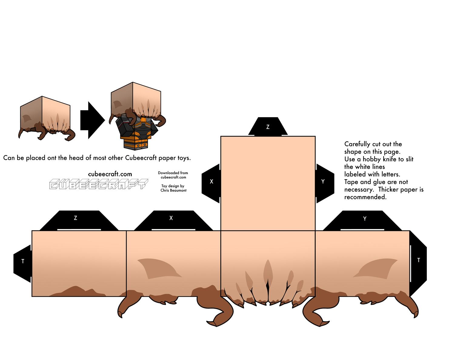 huntsman s door paper