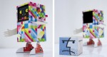 Kubehead : un Paper Toy modulaire...