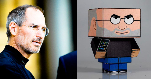 Blog_Paper_Toy_papertoy_Steve_Jobs