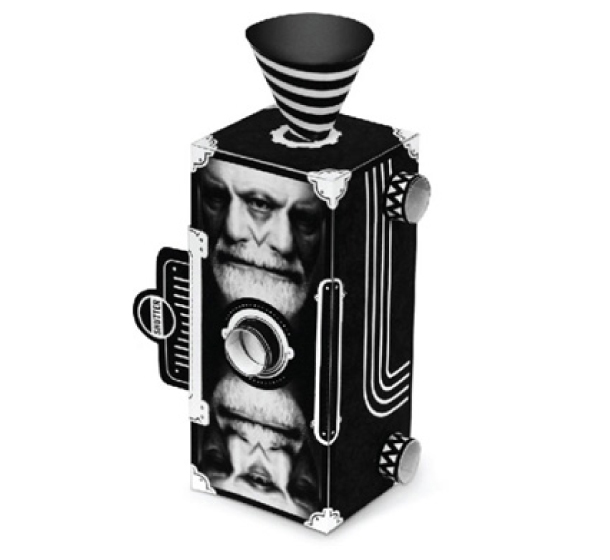 Blog Paper Toy pinhole camera Corbis Readymech POYM 5 Sténopés design by Corbis