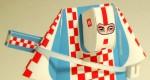 Paper Toys Ninja Series by Marko Zubak