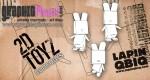 Concours 2D Toyz Lapin QBIQ