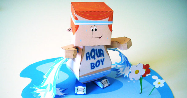 Blog_Paper_Toy_papertoy_Aquaboy