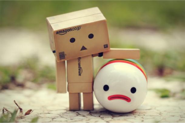 Blog Paper Toy papertoy Danbo clown Danbo, le robot en carton...