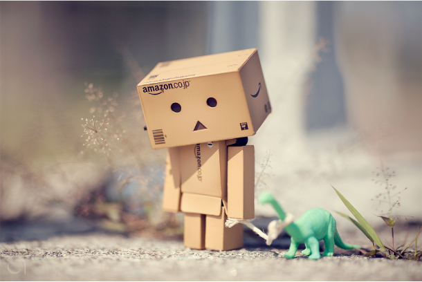 Danbo, le robot en carton… | Papertoys, Papercraft & Paper Arts