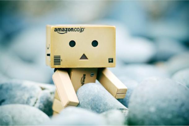 Blog Paper Toy papertoy Danbo stone Danbo, le robot en carton...
