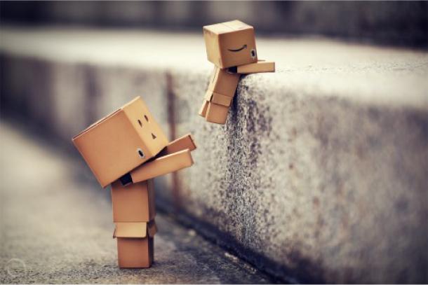 Blog Paper Toy papertoy Danbo up Danbo, le robot en carton...