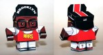 Papertoy Mars Blackmon (Spike Lee)