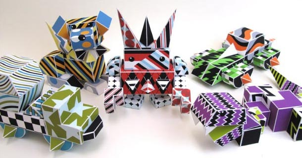 Blog_Paper_Toy_papertoy_Paper_Punk_project
