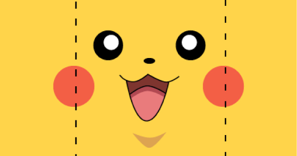 Blog_Paper_Toy_papertoy_Pikachu_Toy_A_Day