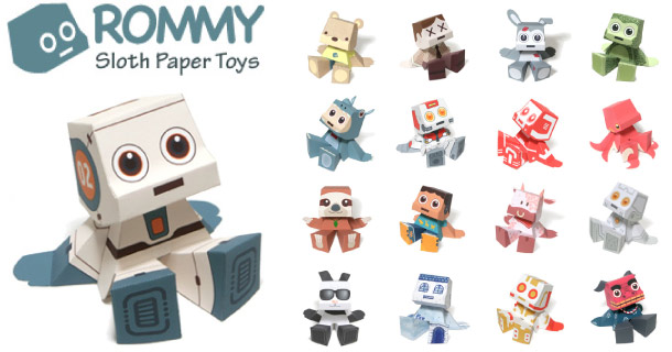 paper-toys