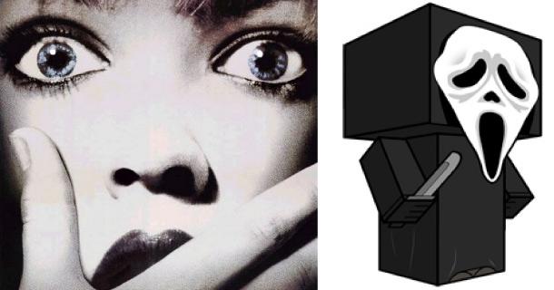 Blog_Paper_Toy_papertoy_Scream_Cubeecraft