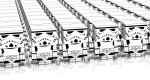 Paper Toys Stormtroopers (x 2) by Cubeecraft
