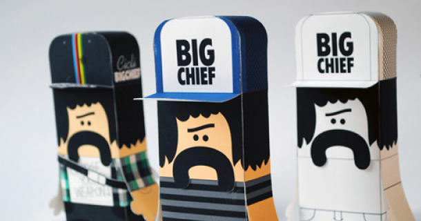 Blog_Paper_Toy_papertoys_Big_Chief