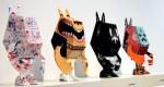 PHIDIAS GOLD Paper Toys (x30 !!!)