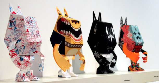 Blog_Paper_Toy_papertoys_Phidias_Gold_Paper_Toy_Show_2