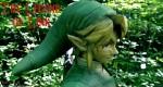 Papercraft géant de Link (Zelda)