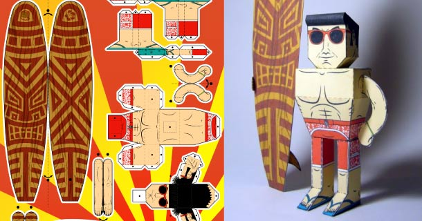 Blog_Paper_Toy_papertoy_El_Surfero_mistermanolo