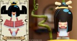Papertoy Geisha de Jonny Chiba
