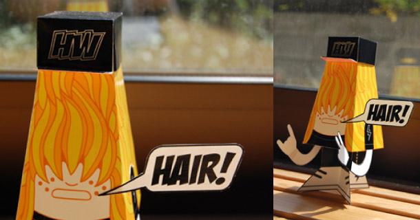 Blog_Paper_Toy_papertoy_Hair_Horrorwood