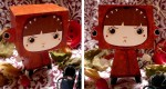 Papertoy Petit Chaperon rouge