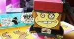 Papertoy Zombie Monk (x 5)