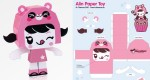 Papertoy Alin by Charuca *(^_^)*