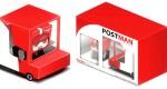 BoxZet Postman by Ling Youai
