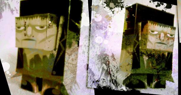 Blog_Paper_Toy_papertoy_Frankenstein_Jerom