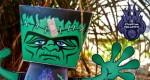 Frankenstein Paper Toy (Spécial Halloween)
