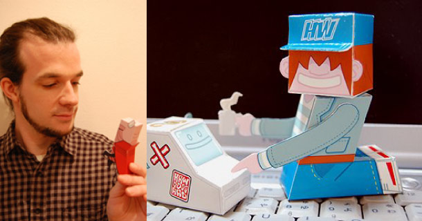 Blog_Paper_Toy_papertoy_Ghosts_in_the_Machine_Horrorwood