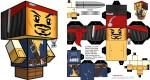 Jack Sparrow Lego x Cubeecraft