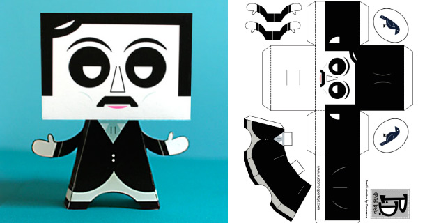 Blog_Paper_Toy_papertoy_Paper_Poe_Brian_Gubicza