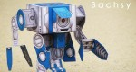 Robot 'Bachsy' de Josh Buczynski