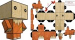 Cubeecraft 'Sam' de Trick 'R Treat (Spécial Halloween)
