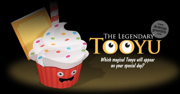 Blog_Paper_Toy_papertoy_Tooyu_Desktop_Gremlins