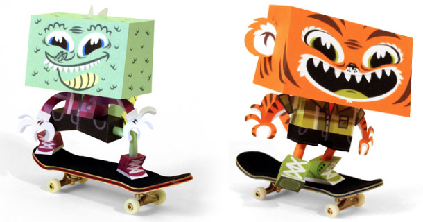 Blog_Paper_Toy_papertoys_Truancy_Crew_Tougui