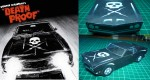 Papercraft 'Death Proof' Car