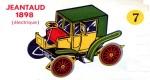 25 véhicules vintage en papercraft