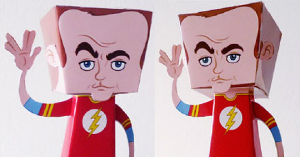 Blog_Paper_Toy_papertoy_Big_Bang_Theory_Sheldon_Cooper