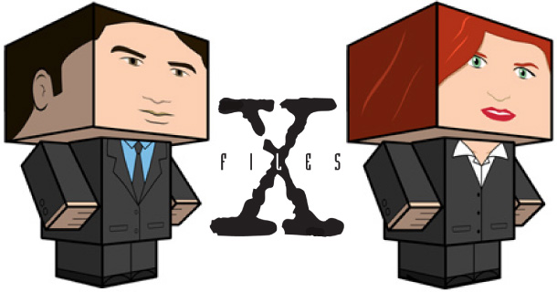 Blog_Paper_Toy_papertoys_XFiles_Cubeecraft