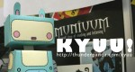 Kyuu The Robot by Thunder Panda