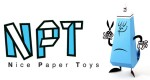 Papertoy &#039;NPT&#039; by Tougui