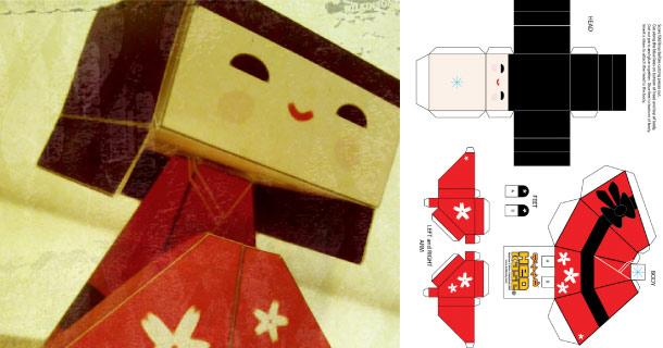 Blog_Paper_Toy_papertoy_Sayuri_Nick_Knite