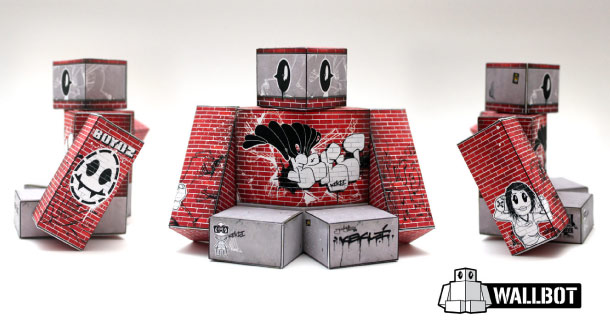 Blog_Paper_Toy_papertoy_contest_Wall_Bot_Kekli