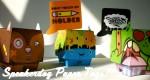 Papertoys SpeakerDog Série #4 (x 22)